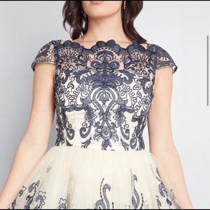 Chi Chi London Exquisite Elegance Lace Dress